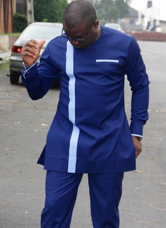 Archive: Made-to-measure Ankara Suits