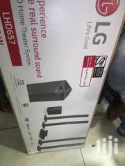 LG LHD-657 - Home Theatre System - 1000W - Black | Audio & Music Equipment for sale in Nairobi, Nairobi Central