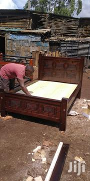 Wooden Beds | Furniture for sale in Nairobi, Ngando