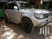 Toyota Land Cruiser Prado 2000 TX Beige | Cars for sale in Nairobi, Karura