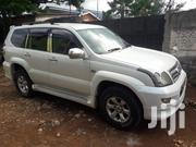 Toyota Land Cruiser Prado 2008 STANDARD White | Cars for sale in Mombasa, Tudor