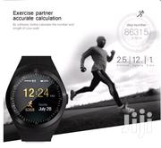 Exercise Partner Accurate Calcularion Smart Watch With Mpesa Menu | Smart Watches & Trackers for sale in Nairobi, Westlands