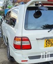 Toyota Land Cruiser 2006 100 4.2 White | Cars for sale in Nairobi, Nairobi Central