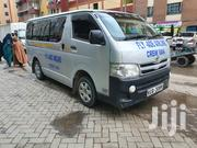 Toyota HiAce 2011 Silver | Cars for sale in Nairobi, Eastleigh North