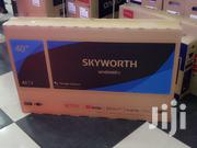 2019 Skyworth Smart 40 Inches With Netflix Youtube Wifi Playstore | TV & DVD Equipment for sale in Nairobi, Nairobi Central