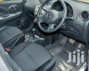 New Nissan March 2012 Silver   Cars for sale in Nairobi, Kilimani