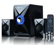 Sayona 6000W P.M.P.O SHT-1259BT 2.1- Sub Woofer System- Black | Audio & Music Equipment for sale in Nairobi, Nairobi Central