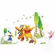 Winne the Pooh and Friends Wall Sticker (Large) | Home Accessories for sale in Nakuru, London