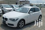 BMW 116i 2012 White | Cars for sale in Mombasa, Bamburi