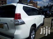 Toyota Land Cruiser Prado 2009 White | Cars for sale in Nairobi, Nairobi South