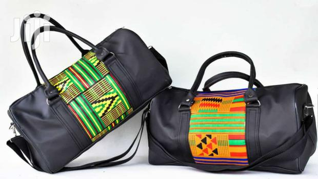 Ankara Travel Bags
