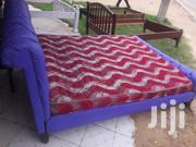 Bed And Matress 5 By 6   Furniture for sale in Kilifi, Mtwapa