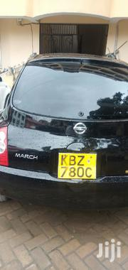 Nissan March 2004 Black | Cars for sale in Mombasa, Changamwe