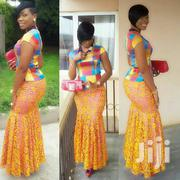 Lace Ankara Skirt And Top | Clothing for sale in Nairobi, Eastleigh North