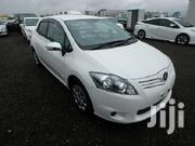 New Toyota Auris 2012 White | Cars for sale in Nairobi, Parklands/Highridge