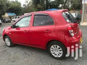 Nissan March 2012 Red | Cars for sale in Nairobi, Nairobi Central