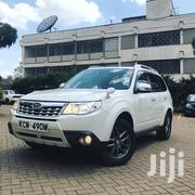 Subaru Forester 2012 White | Cars for sale in Nairobi, Kitisuru