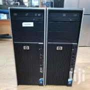 Desktop Computer HP 4GB Intel Xeon 500GB | Computer Hardware for sale in Nairobi, Nairobi Central
