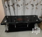 Tempered Glass T.V Stand for Tvs Upto 48 Inches | Furniture for sale in Mombasa, Tudor