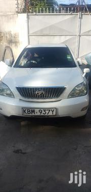 Toyota Harrier 2006 White   Cars for sale in Mombasa, Changamwe