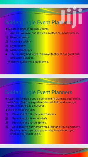 Golden Eagle Event Planners