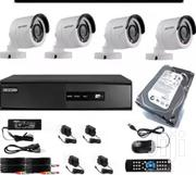 Hikvision 4 CCTV Cameras Full Kit | Security & Surveillance for sale in Nairobi, Nairobi Central