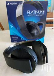 Platinum Ps4 Headset New | Audio & Music Equipment for sale in Homa Bay, Mfangano Island