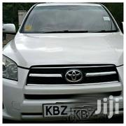 Toyota RAV4 2008 2.4 White | Cars for sale in Nairobi, Kitisuru