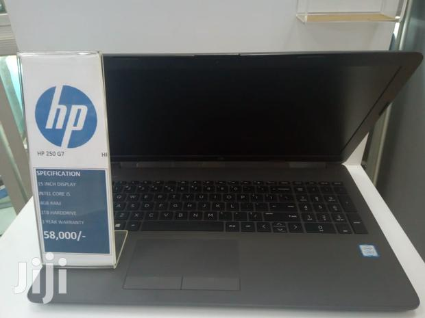 Archive: New Laptop HP 250 G7 4GB Intel Core i5 HDD 1TB