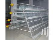Used Cages Capacity 160 And 256 Birds | Farm Machinery & Equipment for sale in Nairobi, Embakasi
