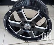 17 Inches Sport Rims For Nisaan Navara (Set) | Vehicle Parts & Accessories for sale in Nairobi, Nairobi Central