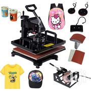 5 In 1 Combo Heat Press Machine | Printing Equipment for sale in Nairobi, Nairobi Central