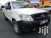 Toyota Hilux 2010 2.5 D-4D SRX White | Cars for sale in Nairobi, Embakasi
