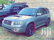 Subaru Forester 2007 2.0 XT Turbo Gold | Cars for sale in Mombasa, Shimanzi/Ganjoni