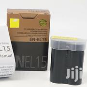 En-El15 Camera Battery for Nikon D600 D610 D600E D800 D810 D7000 D750 | Cameras, Video Cameras & Accessories for sale in Nairobi, Nairobi Central