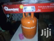 Ramtons Double Burner Gas Cooker And Gas Cylinder 14.5kg   Kitchen Appliances for sale in Nairobi, Kawangware