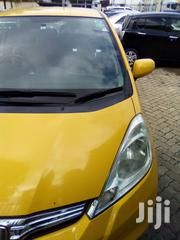 New Honda Fit 2012 Automatic Yellow   Cars for sale in Mombasa, Tudor