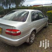 Toyota Corolla 2004 Silver   Cars for sale in Kericho, Kapkatet