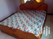 6'x6' Executive Type Complete Bed With Mattress | Furniture for sale in Mombasa, Likoni