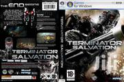 Terminator Salvation | Video Games for sale in Nairobi, Kasarani