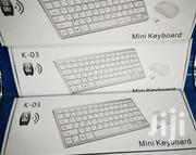 Mini Wireless Keyboard and Mouse | Computer Accessories  for sale in Nairobi, Nairobi Central