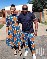 Made-to-measure Couple's Ankara/African /Kitenge Outfits | Wedding Wear for sale in Nairobi, Nairobi Central