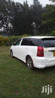 Toyota Wish 2006 White | Cars for sale in Nyeri, Iriaini