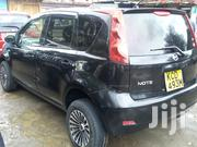 Nissan Note 2008 1.5 dCi Black | Cars for sale in Nairobi, Ngara