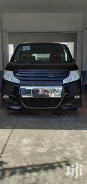 Honda Stepwagon 2013 Black | Cars for sale in Mombasa, Shimanzi/Ganjoni