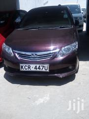 Toyota Allion 2011 Red | Cars for sale in Mombasa, Tudor