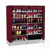 Get Quality Wooden Shoe Racks Available   Furniture for sale in Nairobi, Kahawa