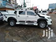 New Toyota Hilux 2012 2.5 D-4D 4X4 SRX White | Cars for sale in Nairobi, Nairobi Central