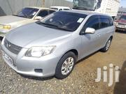 Toyota Fielder 2008 Silver | Cars for sale in Uasin Gishu, Huruma (Turbo)