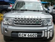 Land Rover LR4 2012 HSE Silver | Cars for sale in Nairobi, Karura